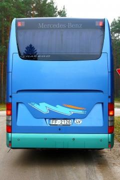 Mercedes Benz Travego 44+1
