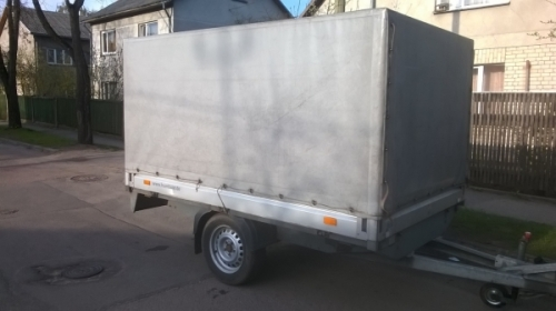 Mercedes Benz Sprinter 15+2