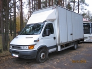 Truck Iveco Daily rent