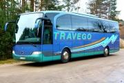 Autobusa noma- Mercedes 45 vietas