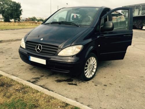 Mercedes-Benz Vito Long 8+1
